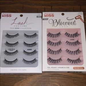 New in the box false lashes